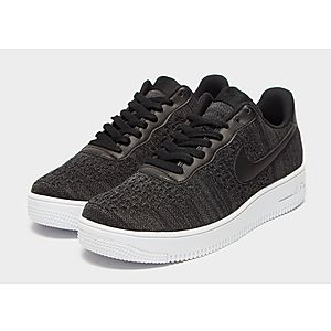 uk availability 3b9ce d773b Nike Air Force 1   Suede, Flyknit   JD Sports