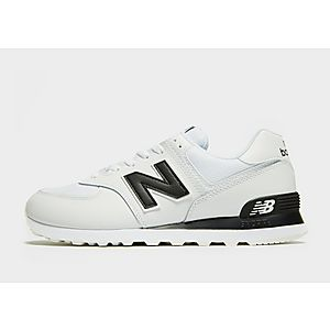 new balance hombres blancas