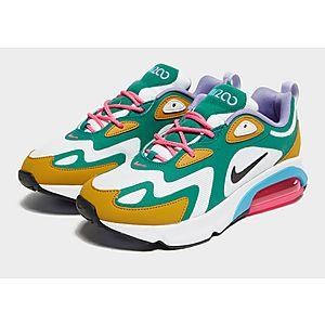 Detalles de Nike Mujer Air Max Movimiento Lw Zapato BlancoAzul 833662 101 Zapatillas Talla