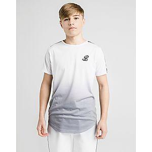 baf12ac82 ILLUSIVE LONDON Tape Fade T-Shirt Junior