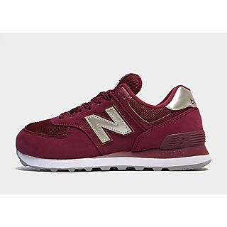 new balance mujer beige rosa 574