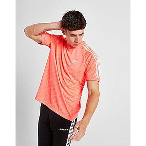 Monogram Adidas Camiseta Print Originals All Over MzpGSqUV