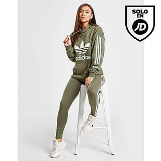 comprar online 8281a 9d461 Sudaderas con capucha Adidas Originals   Ropa mujer   JD Sports
