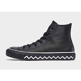 converse zapatillas mujer negras