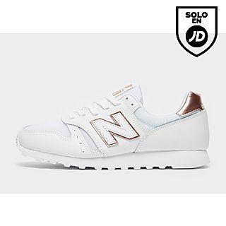 new balance wl574 mujer blanco