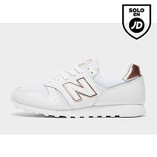 new balance blanca mujer 373