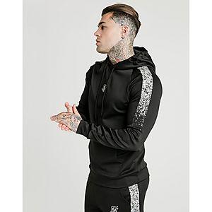 nuevo diseño moda atractiva de calidad superior SikSilk sudadera con capucha Reflect Speck