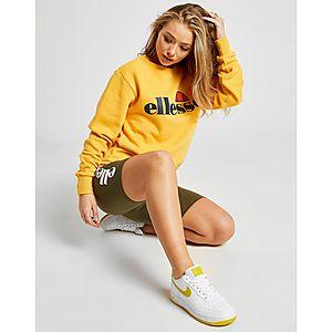 5ef77b1a6bd7 Ellesse Core Logo Crew Sweatshirt