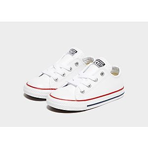 0b79e241d Converse All Star Leather para bebé Converse All Star Leather para bebé
