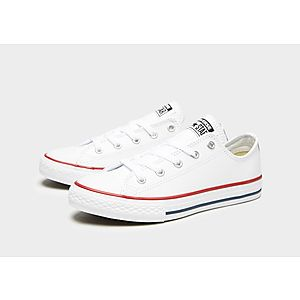 cb67d6519 Converse All Star Ox Leather infantil Converse All Star Ox Leather infantil