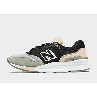new balance mujer 997h gris