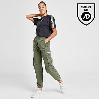 9 12 Pantalones Chandal De Mujer Jd Sports
