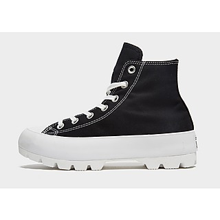 converse all star negras mujer