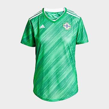 adidas camiseta Selección de Irlanda del Norte 2020 1.ª equipación para mujer