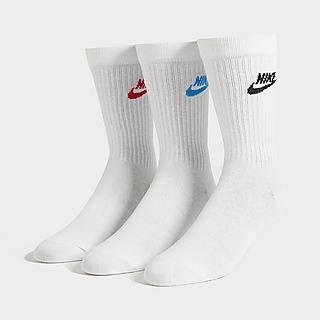 Nike pack de 3 calcetines Futura Essential