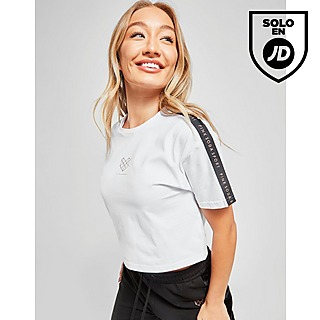 adidas Originals Paris Longsleeve Crop T Shirt | JD Sports