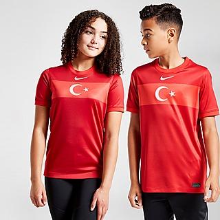 Nike camiseta Turquía 2020/21 2.ª equipación júnior