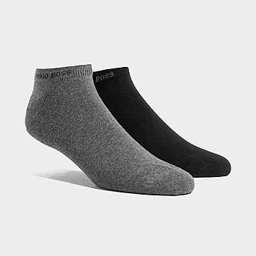 BOSS pack de 2 calcetines Trainer