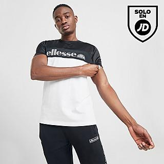 Oferta | Blanco Ellesse Camisetas Manga Corta | JD Sports