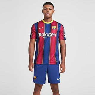 Camisetas Fc Barcelona Equipacion 2020 2021 Jd Sports