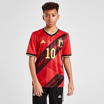 adidas camiseta selección de Bélgica 2020 Hazard #10 1. ª equipación júnior