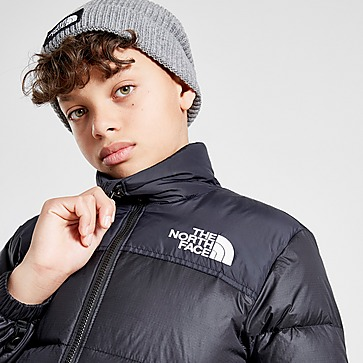The North Face chaqueta Nuptse júnior