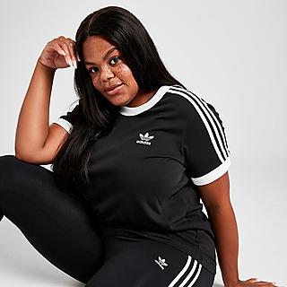 rodar Suposiciones, suposiciones. Adivinar tempo  Camisetas Adidas Originals de mujer   JD Sports