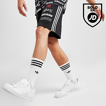 adidas Originals pantalón corto Sticker Poly
