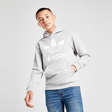adidas Originals sudadera con capucha Essential Trefoil júnior