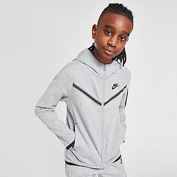 Nike chaqueta con capucha Tech júnior