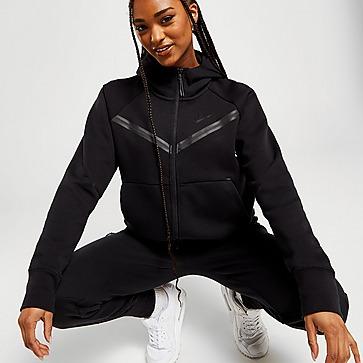 Nike chaqueta con capucha Tech Fleece