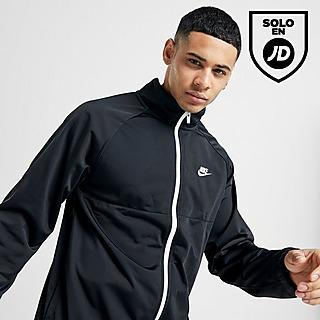 plan de ventas Destreza impermeable  Oferta | Hombre - Negro Nike Chaquetas de chándal | JD Sports