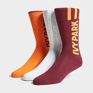 adidas x IVY PARK pack de 3 calcetines