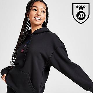 damnificados Fracción Duplicación  Sudaderas con capucha Adidas Originals de mujer | JD Sports