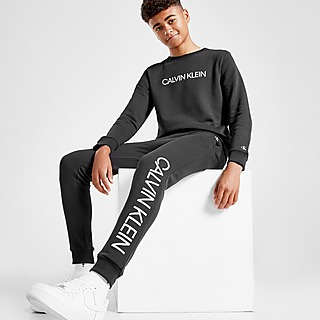 Calvin Klein sudadera Institutional Logo júnior