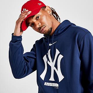 Nike sudadera con capucha MLB New York Yankees Therma