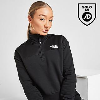 The North Face Mesh 1/4 Zip Sweatshirt