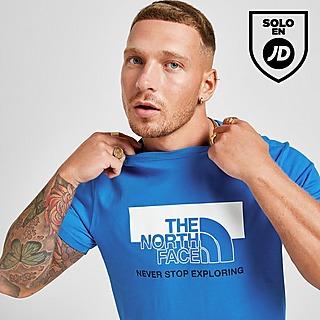 The North Face camiseta Shadow Logo