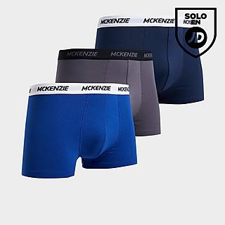 McKenzie Wyatt 3 Pack of Boxer Shorts Junior