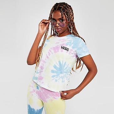 Vans camiseta crop Tie Dye Slim