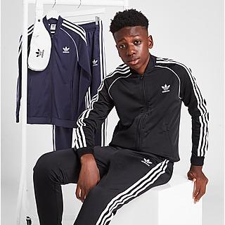adidas Originals chaqueta de chándal SS júnior