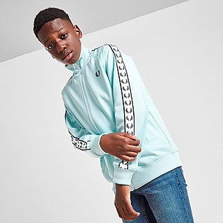 Fred Perry Laurel Tape Track Top Junior