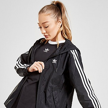 adidas Originals chaqueta cortavientos 3-Stripes