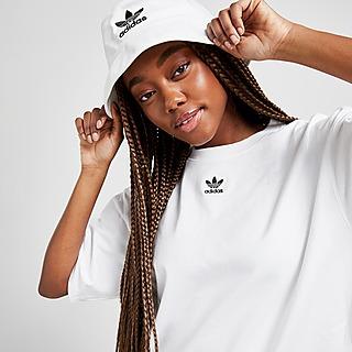 adidas Tee Bf Sml Logo Wht/blk
