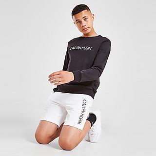 Calvin Klein pantalón corto Institutional Logo júnior