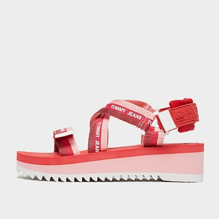 Tommy Jeans chanclas Webbing Strappy para mujer