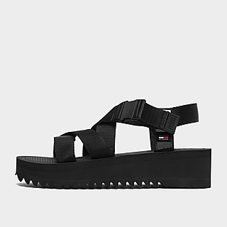 Tommy Jeans chanclas Strappy para mujer