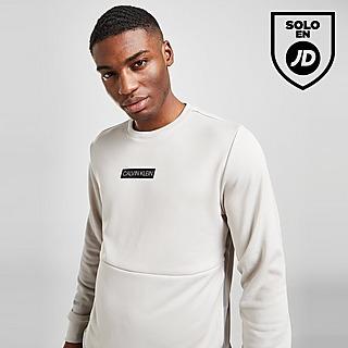 Calvin Klein Reflective Tape Crew Sweatshirt