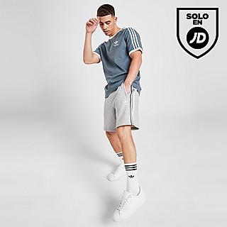 adidas Originals pantalón corto Tristripe