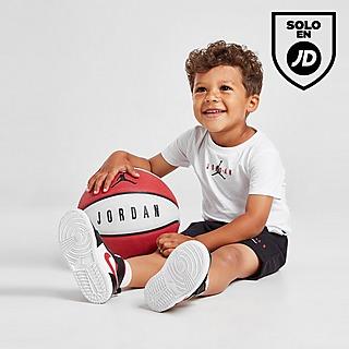 Jordan conjunto camiseta/pantalón corto Jumpman Air para bebé
